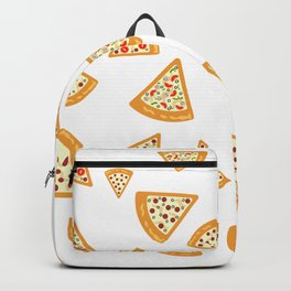 Pizza Crazy Backpack