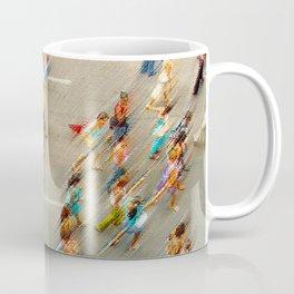 la foule people Coffee Mug