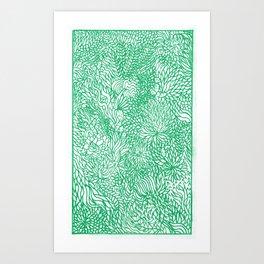 SOBREVIVENTE ZINE- PG.08 Art Print