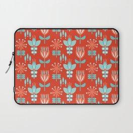 Whirlygig Floral Laptop Sleeve