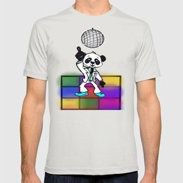 Groovy Disco Panda T-shirt