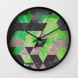 toxic hips Wall Clock