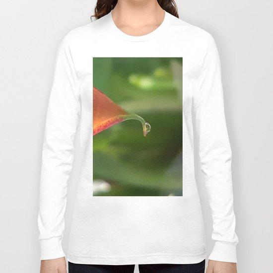 Crying Calla Lily Long Sleeve T-shirt