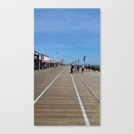 A Summer Perspective Canvas Print