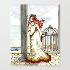 Elemental series - Spirit Canvas Print