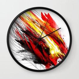 Speed & Velocity Wall Clock