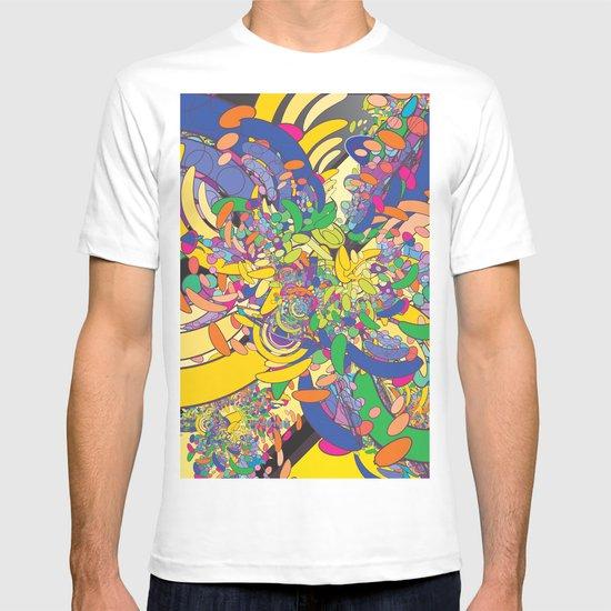 geçişler T-shirt