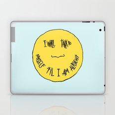 YELLOW OSTRICH Laptop & iPad Skin