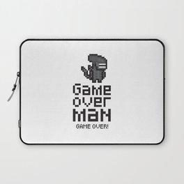 Game over man - Alien Laptop Sleeve
