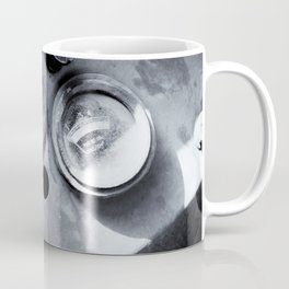 Vehicle Dials in Dust Coffee Mug