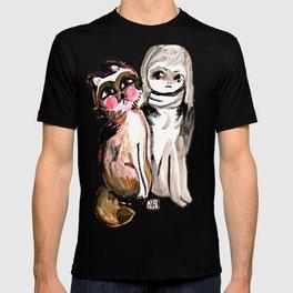 Tanuki Friend T-shirt