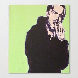 Aaron Paul Canvas Print