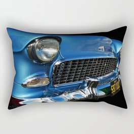 1955 Chevy American Icon Rectangular Pillow