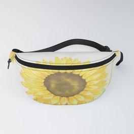 Sunflowers Garden Fanny Pack