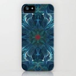 Valor and Mercy iPhone Case