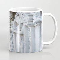 spiritual Mugs featuring Spiritual by Gunjan Marwah
