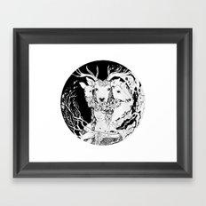 Charpatian Soul Framed Art Print