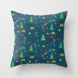It's a Christmas movie Throw Pillow