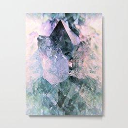 Crystal Dream Metal Print