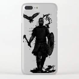 To Valhalla Clear iPhone Case