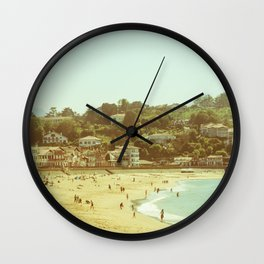 Saint Jean de Luz Wall Clock