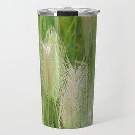 Bristles of Green Travel Mug