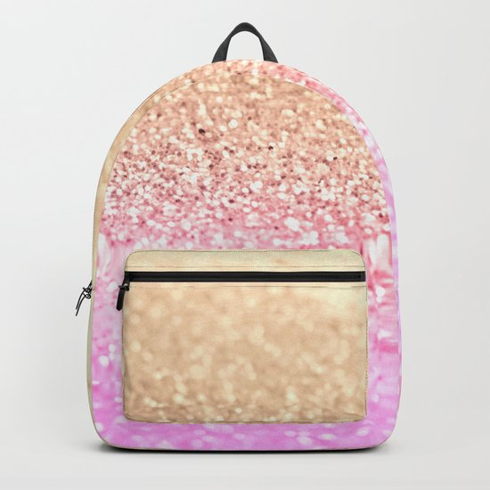GOLD PINK II Backpack