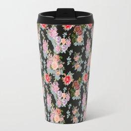 Medieval Roses Travel Mug