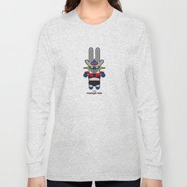 Sr. Trolo / Mazinger Long Sleeve T-shirt