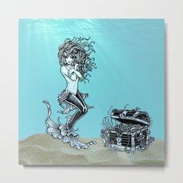Sea Treasures ll Metal Print