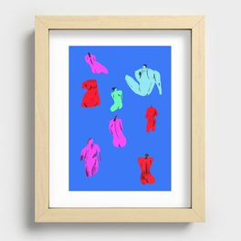 Life Study Recessed Framed Print