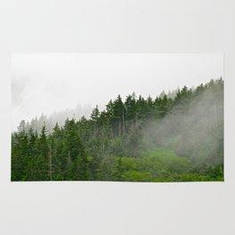Misty Fjords  Rug