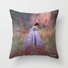 Impression by Kylie Addison Sabra Throw Pillow