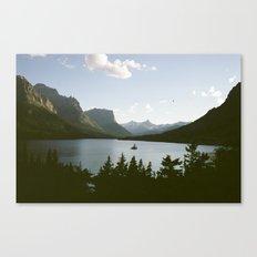 Wild Goose Island  Canvas Print