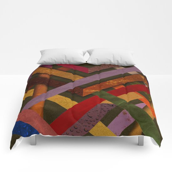 Abstract #290 Comforters