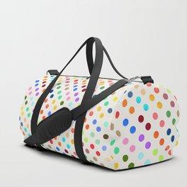 Polka Proton Duffle Bag