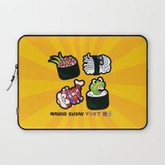 Super Mario Sushi Laptop Sleeve