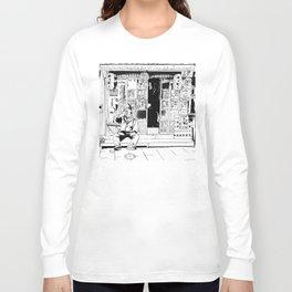 tokyo drinker Long Sleeve T-shirt