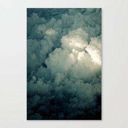 Clouds #04 Canvas Print