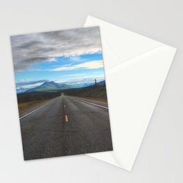 The Road Goes On Stationery Cards