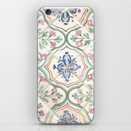 Tiles of Tunisia iPhone Skin