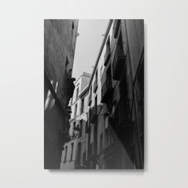 Barcelona Architecture IV Metal Print