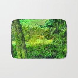 Temperate Jungle Home Bath Mat