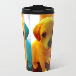 Pup Blues Travel Mug