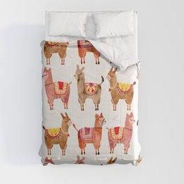 Alpacas Comforters