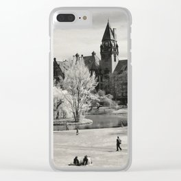 Tolpa's Park Clear iPhone Case