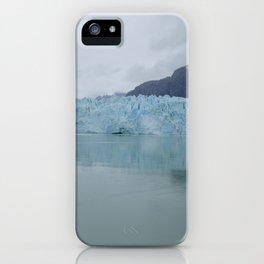 Glacier Bay National Park Margerie Glacier Alaska iPhone Case