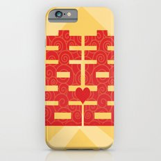 double happiness iPhone 6s Slim Case