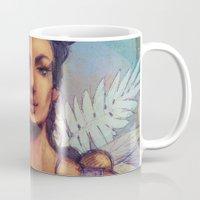roman Mugs featuring Roman by ashurcollective