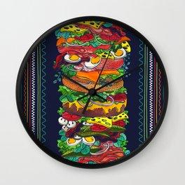 Grandwich Wall Clock